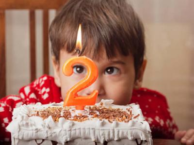 30 frases de aniversário para filho de 2 anos que estão cheias de emoção