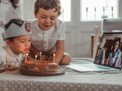 30 frases de aniversário para filho de 4 anos que vão fazê-lo sorrir