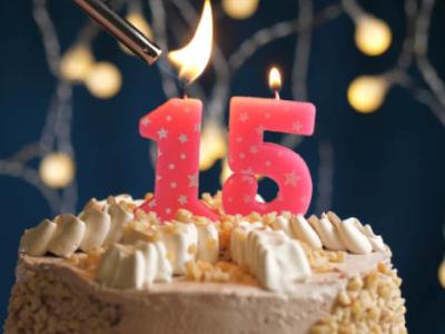 30 frases evangélicas de aniversário de 15 anos repletas de amor