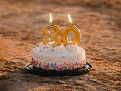 40 frases de aniversário de 30 anos engraçadas para receber a nova idade