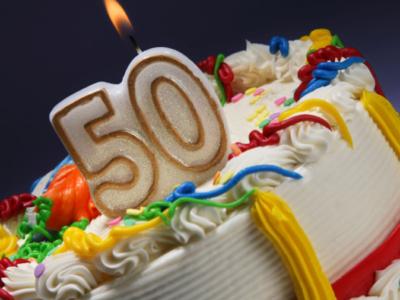 35 frases para convite de aniversário de 50 anos animadas para celebrar