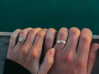30 frases de 1 mês de casados que celebram o começo dessa parceria